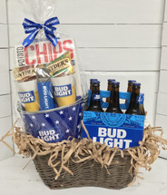 Bud Light Party Basket