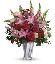 Teleflora's Elegant Adoration Bouquet