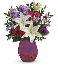 Teleflora's Regal Blossoms Bouquet