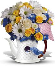 Peek-a-Bird Bouquet