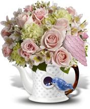 Bluebird Blush Bouquet