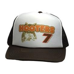 Alan Kulwicki Hooters Racing Hat Trucker hat snap back style cap