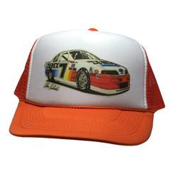 Alan Kulwicki Zerex Racing Hat Trucker hat snap back style cap