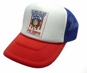 Alice Cooper Trucker Hat