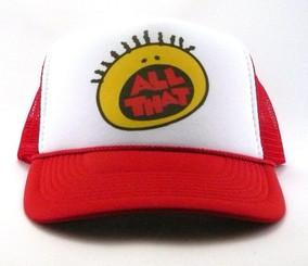 All That Trucker Hat