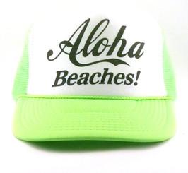 Aloha Beaches Trucker Hat