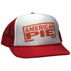 American Pie Trucker Hat