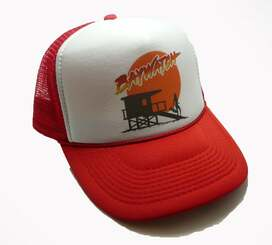 Baywatch Trucker Hat