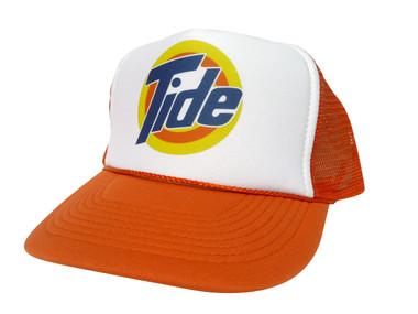 As shown in photo orange/white front