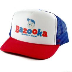 Bazooka Bubble Gum Trucker Hat