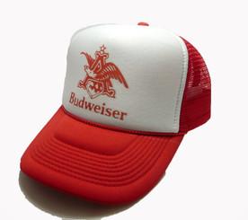 Budweiser Beer Eagle Trucker Hat