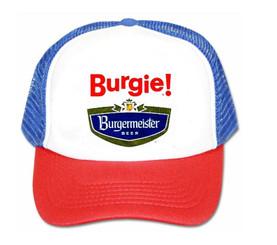 Burgermeister Beer Trucker Hat