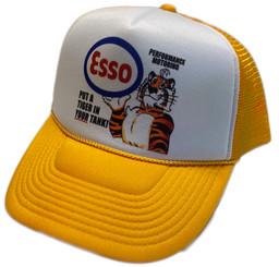 Esso Trucker Hat Mesh Hat Adjustable Tiger in your Tank cap