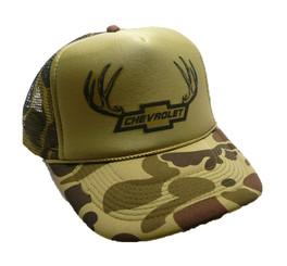 Chevrolet Hunting Trucker Hat