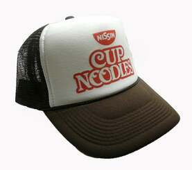 Cup Of Noodles Trucker Hat