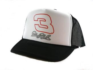 Dale Earnhardt #3 Trucker Hat
