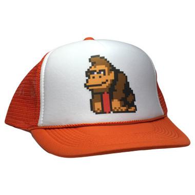 Donkey Kong Trucker Hat