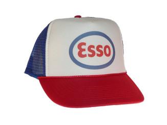 Esso Gasoline Trucker Hat