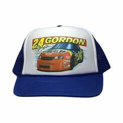 Jeff Gordon Trucker Hat