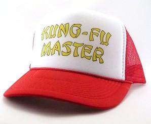 Kung Fu Master Trucker Hat