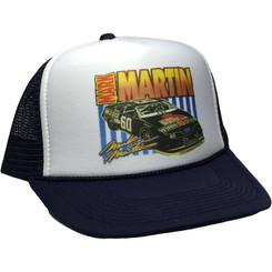 Mark Martin Trucker Hat