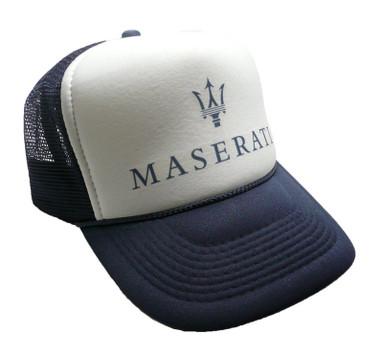 Maserati Trucker Hat