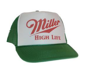 Miller Beer Trucker Hat