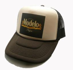 Modelo Negra Beer Trucker Hat