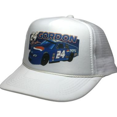 Jeff Gordon Pepsi Trucker Hat
