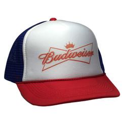 Budweiser Beer Trucker Hat
