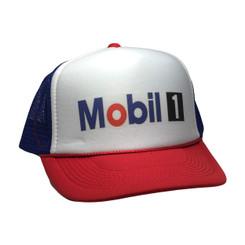 Mobil 1 Trucker Hat