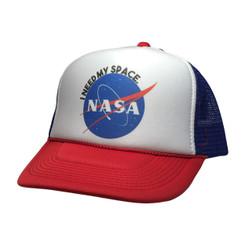 I Need My Space NASA Trucker Hat