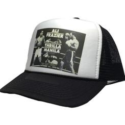Ali Vs. Frasier Trucker Hat