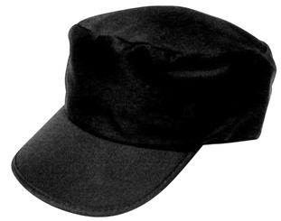Black Painters Hat