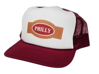 As shown in photo then color of the hat . ex.Maroon/white front