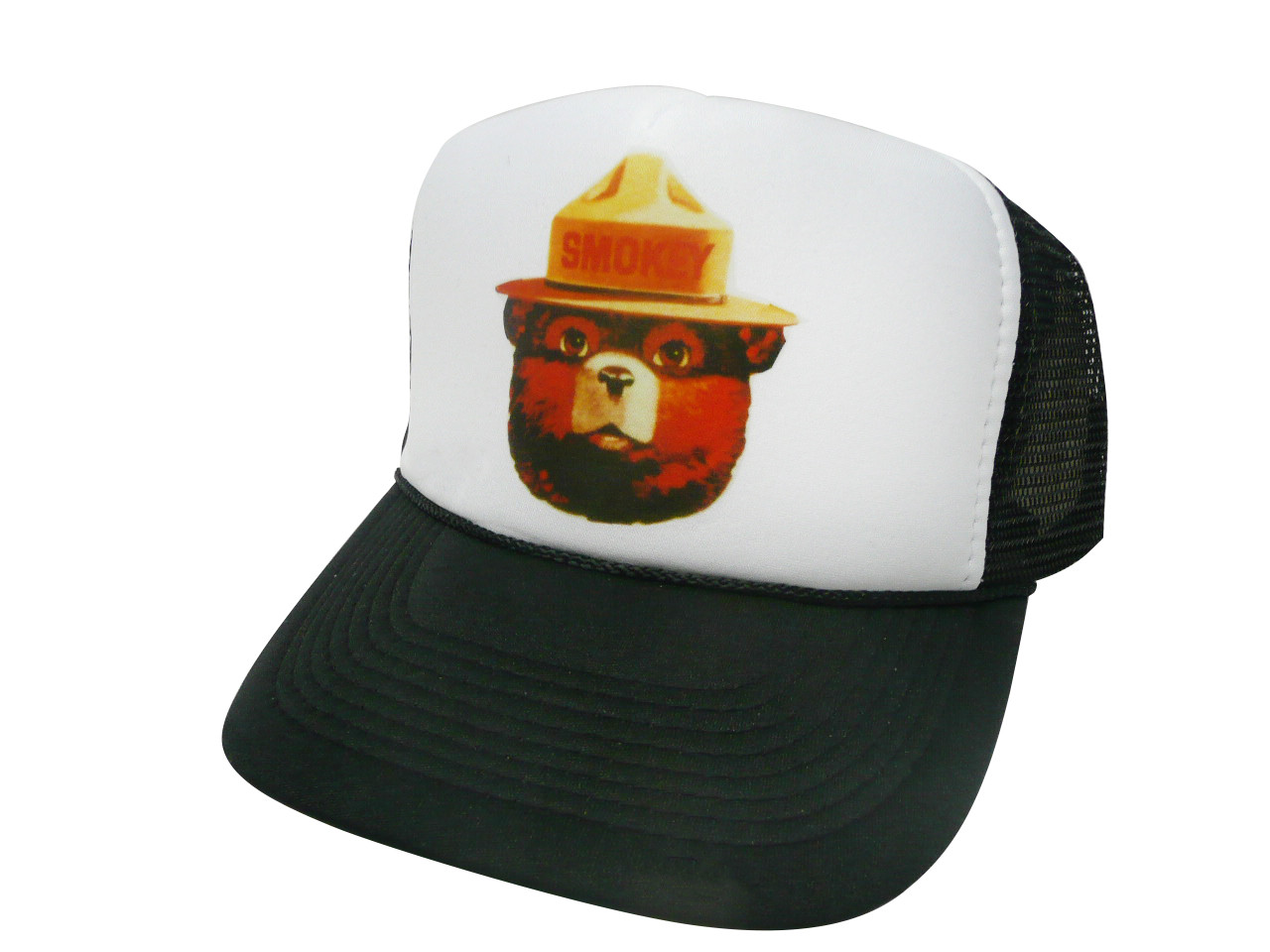 As shown in photo then color of the hat . ex. Black white front f25766d3028