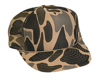 95e75cc7 Tan Camouflage solid Trucker Hat Mesh Hat Snapback Hat