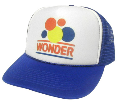 Wonder Bread Hat, Trucker Hat, Mesh Hat, Snap Back Hat