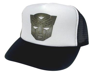 AUTOBOT TRANSFORMERS Hat, Trucker Hat, Mesh Hat, Snap Back Hat