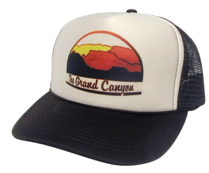 GRAND CANYON Hat, Trucker Hat, Trucker Hats, Mesh Hats