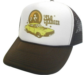 1968 CHARGER Hat, Trucker Hat, Mesh Hat, Snap Back Hat