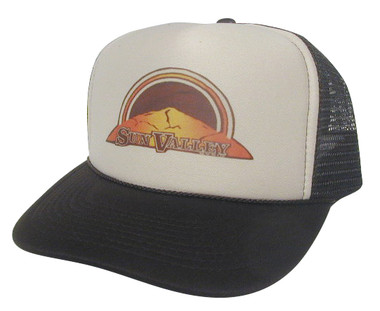 SUN VALLEY Hat, Trucker Hat, Mesh Hats, Snap Back Hats, Trucker Hats