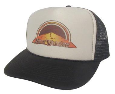 SUN VALLEY Hat, Trucker Hat, Mesh Hats, Snap Back Hats, Trucker Hats