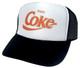 ENJOY COKE Hat, Trucker Hat, Mesh Hat, Snap Back Hat, Product Hat, Trucker Hats