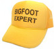 Bigfoot Expert Hat, Trucker Hat, Trucker Hats, Mesh Hats, Snap Back Hat by Hey! Hats