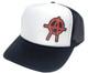 Anarchy Hat, Trucker Hats, Trucker Hat, Mesh Hat, Snap Back Hat