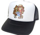 Franken Berry Count Chocula Hat, Trucker Hat, Mesh Hat, Funny Trucker Hat
