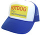 Hotdog Eating Championship Hat, Trucker Hats, Mesh Hats, Snap Back Hats, Funny Trucker Hats