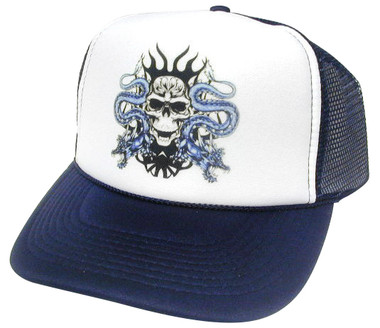 Dragon Skull Hat, Trucker Hats, Mesh Hats, Snap Back Hats