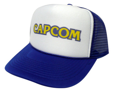 Capcom Hat, Trucker Hats, Mesh Hats, Snap Back Hats